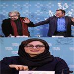 جنجالی ترین نشست جشنواره فیلم فجر با حضور پگاه آهنگرانی و مسعود کیمیایی + تصاویر