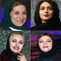 اکران خصوصی فیلم سینمایی آباجان با حضور هنرمندان مشهور +تصاویر