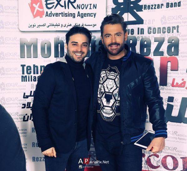 اولین کنسرت محمدرضا گلزار