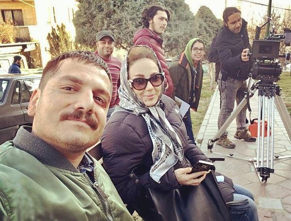 بهنوش بختیاری و عباس غزالی