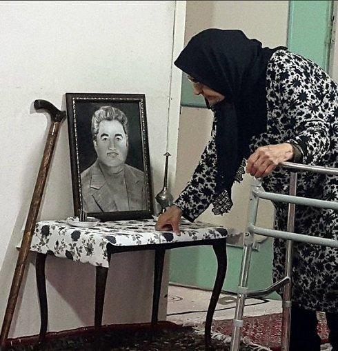 درگذشت پدر فرهادی اصلانی