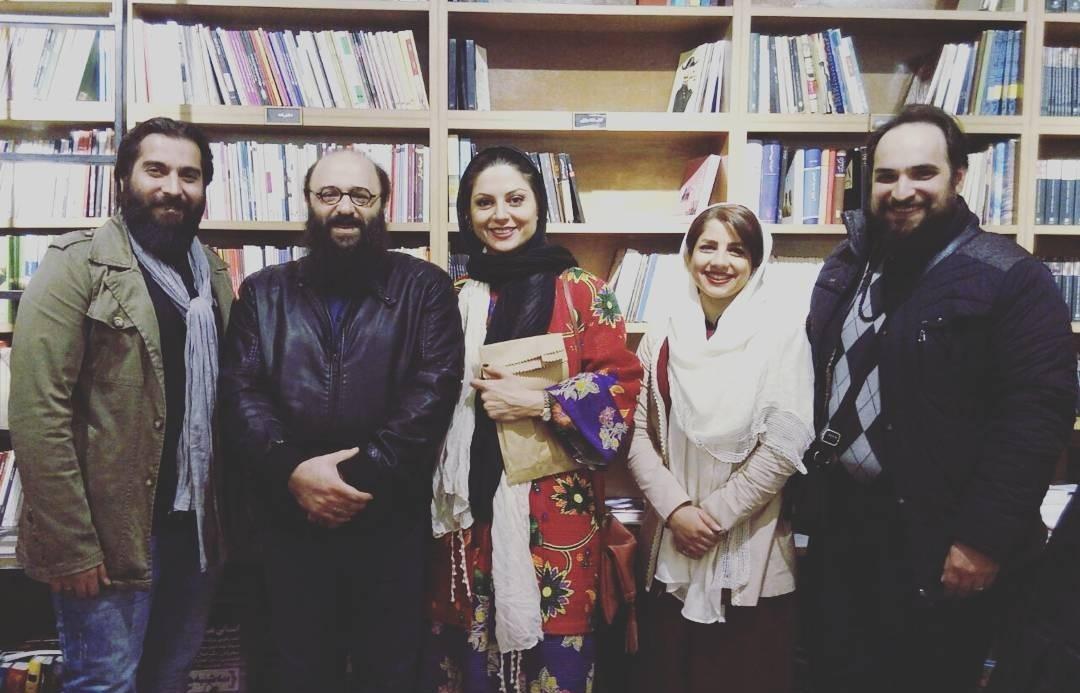 سولماز غنی بازیگر ایرانی