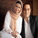 یاسمینا باهر بازیگر سریال دیوار به دیوار و علاقه به هم بازی شدن با همسرش +تصاویر