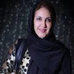 فاطمه گودرزی و همسرش رضا گنجی زوج هنرمند کشورمان +تصاویر