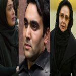 مراسم ختم مرحوم علی معلم با حضور چهره ها و بازیگران مشهور +تصاویر