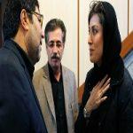 مراسم ترحیم پدر فرهاد اصلانی با حضور چهره های مشهور +تصاویر