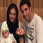 یکتا ناصر بازیگر کشورمان و جدیدترین عکس های دیدنی از دخترش سوفیا