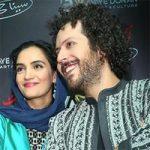سینا حجازی و همسرش میترا حجار بیوگرافی و عکس های متفاوت وی