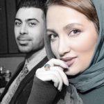 روناک یونسی در کنار همسر و پسرش مهر سام با ظاهر متفاوت +تصاویر
