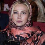 آنا نعمتی بازیگر سینما و تلویزیون در اکران خصوصی مفت آباد +تصاویر