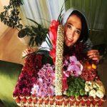الناز حبیبی در برنامه بوی عیدی و جدیدترین عکس های دیدنی وی