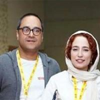 نگار جواهریان و همسرش در جشنواره جهانی فیلم فجر +تصاویر