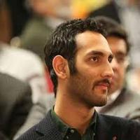 فرهاد پسر مهران مدیری در مراسم خاکسپاری عارف لرستانی +تصاویر