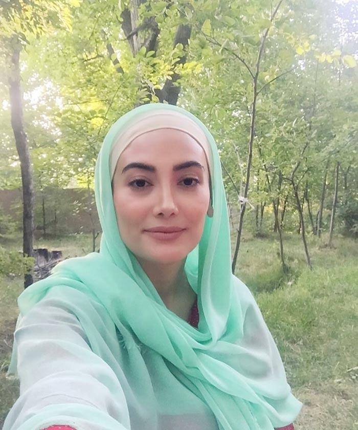 مهسا باقری بازیگر