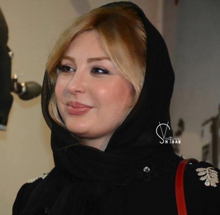 نیوشا ضیغمی بازیگر ایرانی