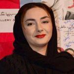هانیه توسلی بازیگر ایرانی و عکس های دیدنی وی در پردیس سینما ملت