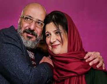 امیر جعفری در کنار همسر بازیگرش ریما رامین فر +تصاویر