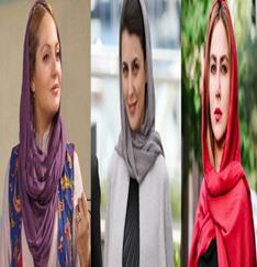 با نفوذترین و زیباترین بازیگران زن سینمای ایران +تصاویر