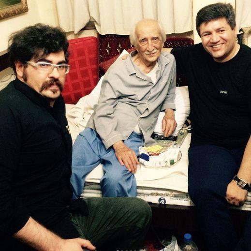 آخرین وضعیت سلامتی داریوش اسدزاده