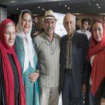 مراسم بزرگداشت داریوش اسدزاده هنرمند پیشکسوت!