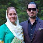 مهناز افشار و همسرش یاسین رامین در اکران خصوصی نهنگ عنبر!+تصاویر
