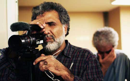 بهروز افخمی کارگردان سینما