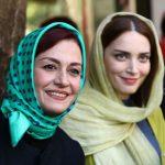 مراسم اکران فیلم سینمایی زیر سقف دودی در شهر مشهد!