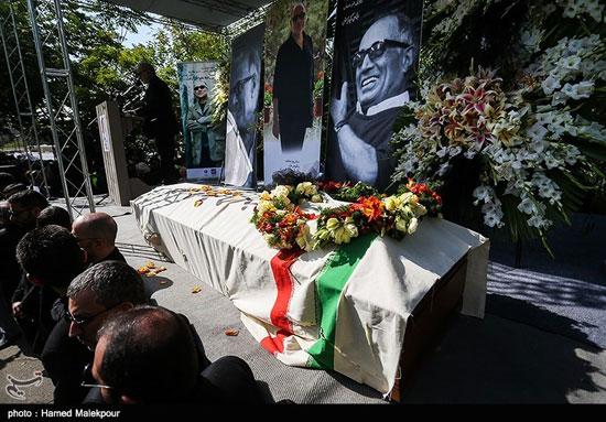 مومیایی کردن بدن عباس کیارستمی