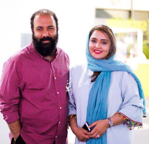 اکران مردمی فیلم اکسیدان با حضور بازیگرانش و نرگس محمدی و همسرش!
