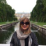 لیلا برخورداری بازیگر سینما در خلیج فنلاند!