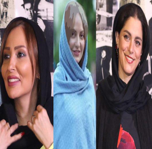 استایل بازیگران زن در سومین جشن عکاسان سینمای ایران!