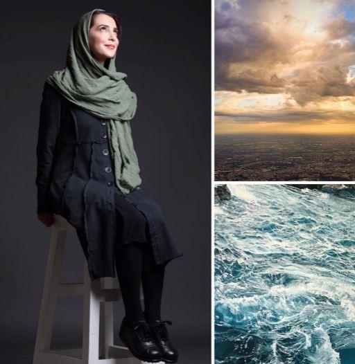 جدیدترین عکس های هنرمندان زن