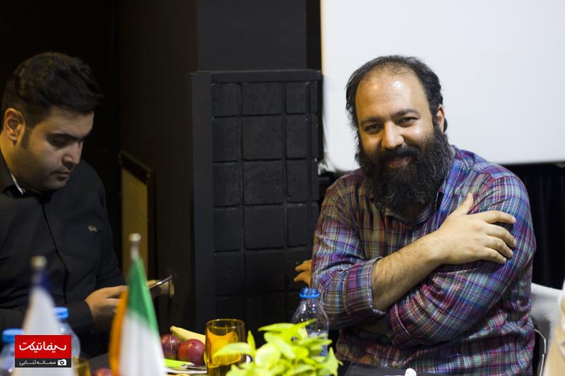مهران مدیری در مشهد