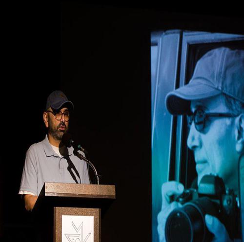 مراسم نکوداشت عباس کیارستمی با حضور سینماگران و هنرمندان!