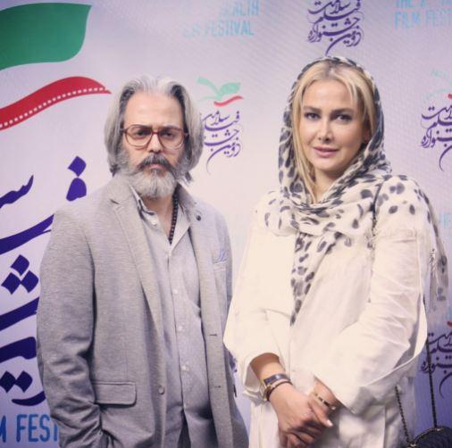 آنا نعمتی در جشنواره فیلم سلامت