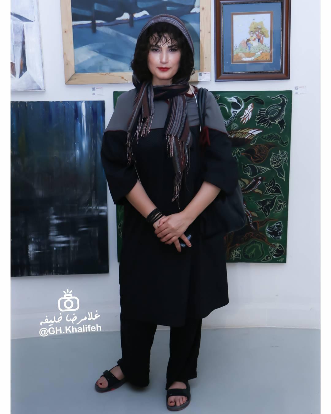 دومین بازار آثار هنری خانه هنرمندان
