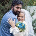 چرا بهاره رهنما عکسهای ازدواج خود را منتشر کرد!؟