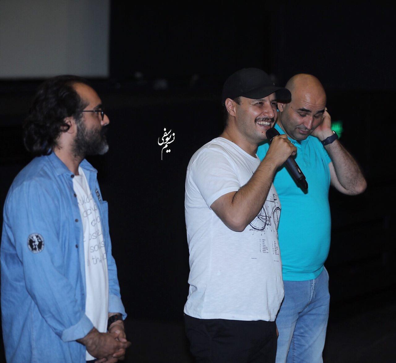 تماشای اکسیدان همراه با جواد عزتی