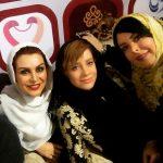 حضور بازیگران مشهور در خیریه بوستان شکوه مشهد!