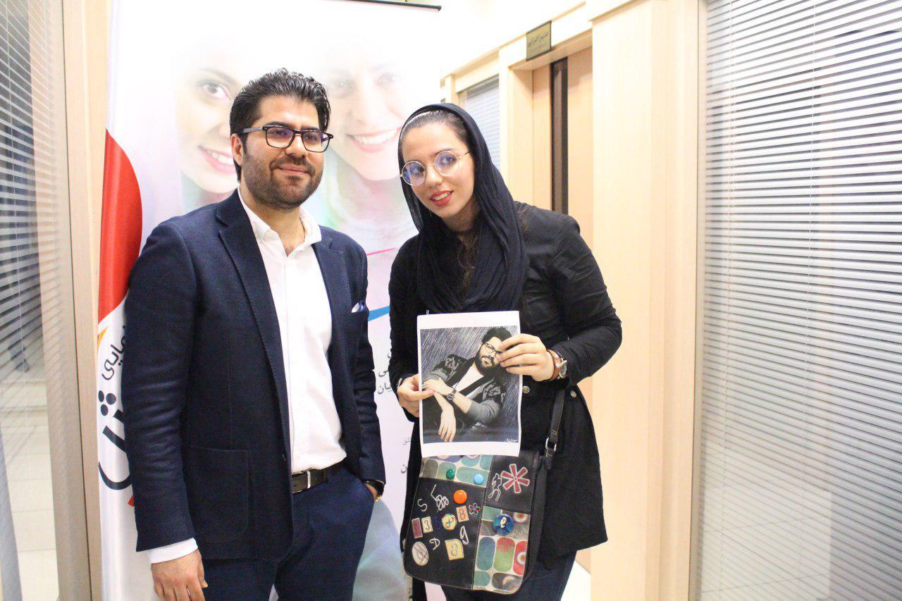 اکران مردمی فیلم سینمایی «سارا و آیدا» با حضور حامد همایون!