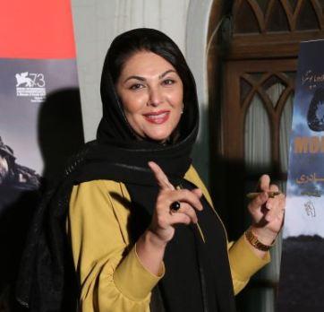 مراسم افتتاحیه فیلم سینمایی کوه با حضور چهره های مشهور!