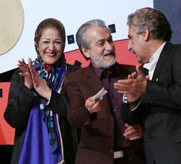 مراسم پاسداشت بیش از ۴۰ سال تلاش مجید انتظامی با حضور چهره ها!