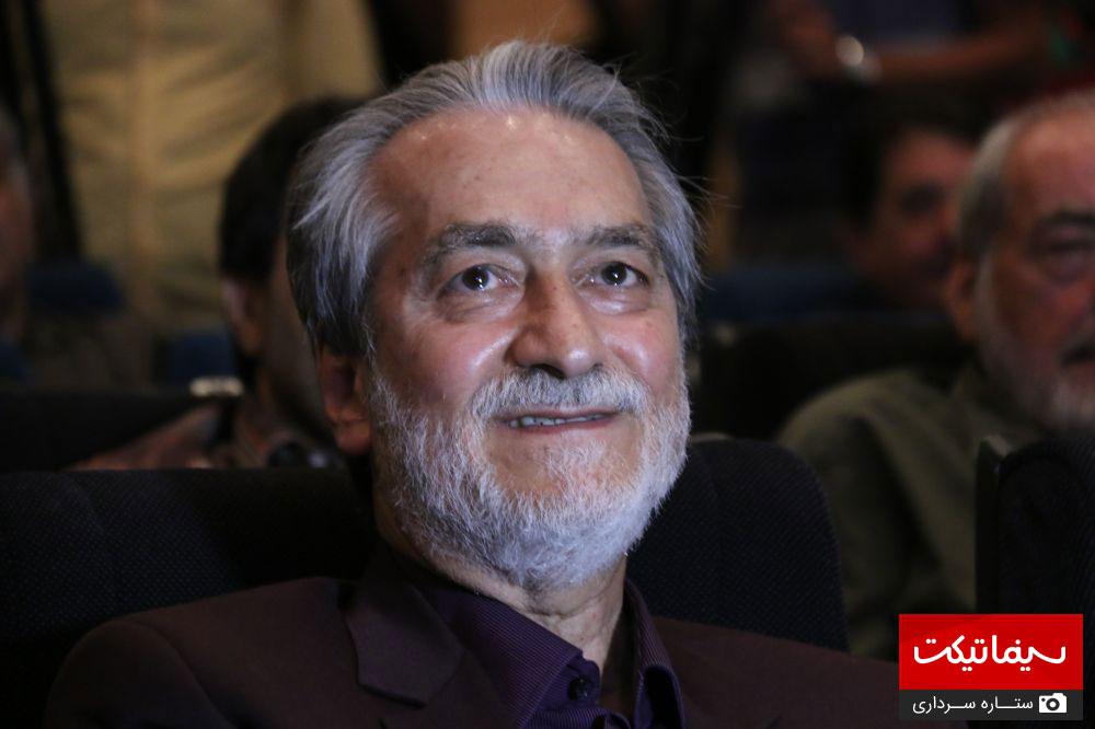 مراسم پاسداشت مجید انتظامی