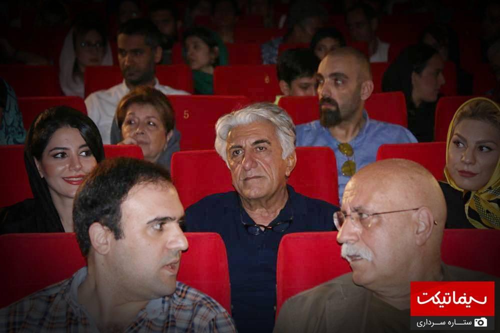 مراسم دیدار مستند کایه دو فیلم