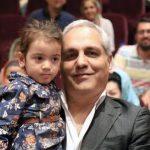 مهران مدیری در اکران مردمی فیلم سینمایی ساعت 5 عصر!