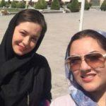 اکران پرسه در حوالی من در اصفهان با حضور مهراوه شریفی نیا