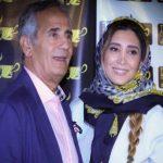 افتتاحیه آمفی تئاتر کافه مجید مظفری و دخترش با حضور چهره های مشهور!