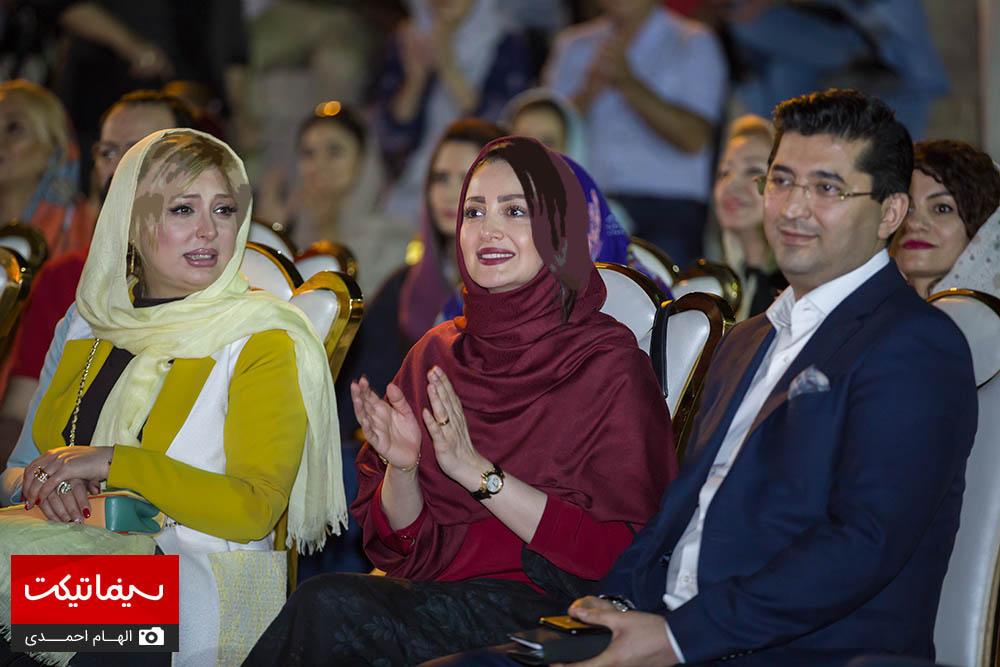 افتتاحیه آمفی کافه مجید مظفری