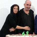 جشن تولد فرهاد آییش در موزه امام علی (ع) با حضور چهره های مشهور!