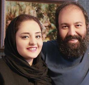 تصاویر نرگس محمدی و همسرش در کشور زیبای اسپانیا